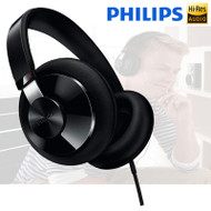 Philips SHP6000/10 Hi-Fi Over-Ear Headphones 400 mm Drivers - Black
