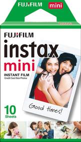 FFuji Instax Mini Film Single Pack For Fujifilm Instax Mini Cameras - 10 Shots