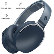 Skullcandy Hesh 3 Bluetooth Wireless Over-Ear Headphones with Microphone - Blue