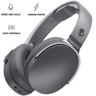 Skullcandy Hesh 3 Bluetooth Wireless Over-Ear Headphones with Microphone - Grey