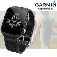 Garmin Approach S20 GPS Golf Watch with 40,000 Worldwide Courses - Slate (Garmin Newly Overhauled)