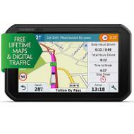 Garmin Dezl 780LMT-D 7 Inch Truck Sat Nav - Full EU LT Maps, Traffic & Bluetooth