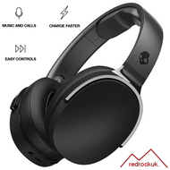 Skullcandy Hesh 3 Bluetooth Wireless Over-Ear Headphones with Microphone - Black (MRF)