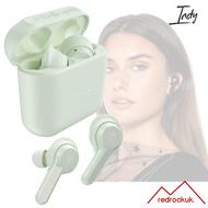Skullcandy Indy True Wireless Earbuds, Bluetooth Microphone Headphones - Mint