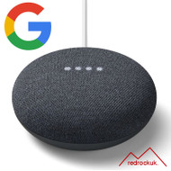 Google Home Mini Hands-Free Voice Commands Assistant Smart Speaker - Charcoal