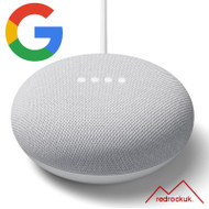 Google Home Mini Hands-Free Voice Commands Google Assistant Smart Speaker -Chalk