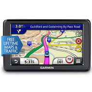 "Garmin Nuvi 2595LMT 5"" Sat Nav - Europe - Lifetime Maps & Traffic - NOH (Manufacturer Refurbished)"