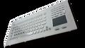 ANSKYB-020BK Metal Keyboard