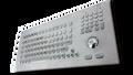 ANSKYB-120BK Metal Keyboard