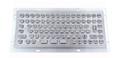 ANSKYB-207BKM Metal Keyboard