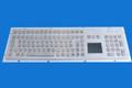ANSKYB-T-K500BK Metal Keyboard