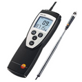 Vane Anemometer with Telescopic Vane Probe, Testo 416