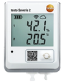 Wi-Fi Data Logger with connectable temp and humidity probe, Testo Saveris 2-H2