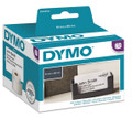 DYMO Genuine LabelWriter Name Badge Cards, 51mm x 89mm Non Adhesive