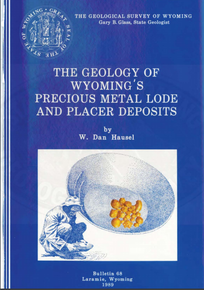 The Geology of Wyoming's Precious Metal Lode and Placer Deposits (1989)