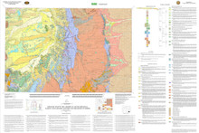 Geologic Map of the Laramie 30' x 60' Quadrangle, Albany and Laramie Counties, Wyoming (2007)