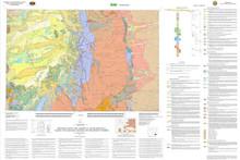 Geologic Map of the Laramie 30' x 60' Quadrangle, Albany and Laramie Counties, Wyoming (2007)