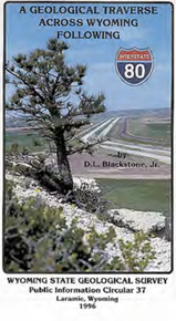 A Geological Traverse Across Wyoming Following U.S. Interstate 80 (1996)