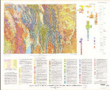 Geologic map of the Preston 1° by 2° Quadrangle, southeastern Idaho and western Wyoming