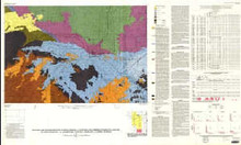 Geologic map and distribution of heavy minerals in Tertiary and uppermost Cretaceous rocks of the Douglas 30' x 60' Quadrangle, Converse and Platte counties, Wyoming