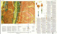 Geologic map of the Kemmerer 30' x 60' Quadrangle, Lincoln, Uinta, and Sweetwater counties, Wyoming