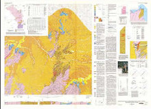 Geologic map of the Esterbrook-Braae area, Albany, Converse, and Platte counties, Wyoming