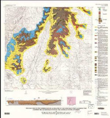Geologic map of Precambrian rocks along part of the Hartville Uplift, Guernsey and Casebier Hill quadrangles, Platte and Goshen counties, Wyoming