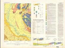 Geologic map of the Jackson Quadrangle, Teton County, Wyoming