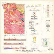 Geologic map of the Pilot Peak Quadrangle, Park County, Wyoming