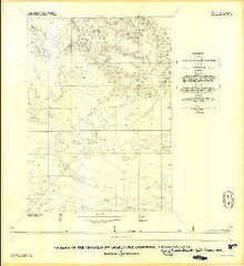 Geology of the Pinnacles NW Quadrangle, Sweetwater County, Wyoming