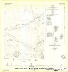 Geologic Map of the Tule Butte Quadrangle, Sweetwater County, Wyoming