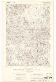 Preliminary Geologic Map of the Townsend Spring Quadrangle, Campbell County, Wyoming