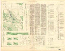 Geology of the Steamboat Butte-Pilot Butte area, Fremont County, Wyoming