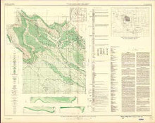 Geology of the Shotgun Butte Area, Fremont County, Wyoming