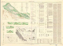 Geology of the Sheldon-Little Dome Area, Fremont County, Wyoming