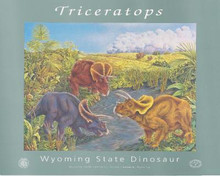 Triceratops (poster) (1995)