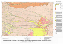 Geologic Map of the Cheyenne 30' x 60' Quadrangle, Southeastern Wyoming, Western Nebraska, and Northern Colorado (1998)