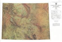 Landsat Image Mosaic of Wyoming (1982)