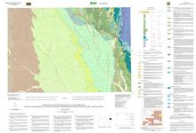 Geologic Map of the Newcastle 30' x 60' Quadrangle, Weston and Niobrara Counties, Wyoming, and Pennington and Custer Counties, South Dakota (2006)