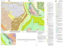 Preliminary Geologic Map of the Rawlins 30' x 60' Quadrangle, Carbon and Sweetwater Counties, Southeastern Wyoming (2008)