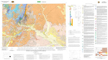 Geologic Map of the Torrington 30' x 60' Quadrangle, Goshen and Platte Counties, Wyoming, and Sioux and Scotts Bluff Counties, Nebraska (2008)