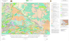Preliminary Surfical Geologic Map of the Chugwater 30' x 60' Quadrangle, Wyoming (2004)
