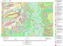 Preliminary Digital Surficial Geologic Map of the Laramie 30' x 60' Quadrangle, Albany and Laramie Counties, Wyoming (1998)
