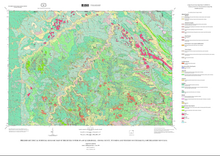 Preliminary Digital Surficial Geologic Map of the Devils Tower 30' x 60' Quadrangle, Crook County, Wyoming, and Western South Dakota, Southeastern Montana (2001)
