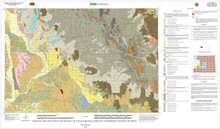 Surficial Geologic Map of the Pinedale Quadrangle, Sublette and Fremont Counties, Wyoming (2010)