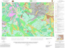 Preliminary Surficial Geologic Map of the Saratoga 30' x 60' Quadrangle, Carbon and Albany Counties, Wyoming and Northern Colorado (2005)