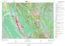 Preliminary Digital Surficial Geologic Map of the Sundance 30' x 60' Quadrangle, Crook and Weston Counties, Wyoming, and Southwestern South Dakota (2001)