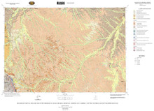 Preliminary Digital Geologic Map of the Sheridan 30' x 60' Quadrangle, Sheridan, Johnson and Campbell Counties, Wyoming, and Southeastern Montana (2001)