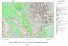 Preliminary Surficial Geologic Map of the Worland 30' x 60' Quadrangle, Johnson, Washakie, and Big Horn Counties, Wyoming