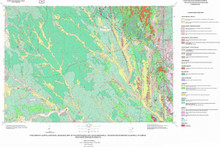 Preliminary Surficial Geologic Map of the Newcastle 30' x 60' Quadrangle, Weston and Niobrara Counties, Wyoming, and Western South Dakota (2000)